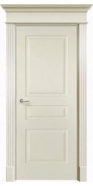Дверь эмалированная Нафта 3 ДГ белый