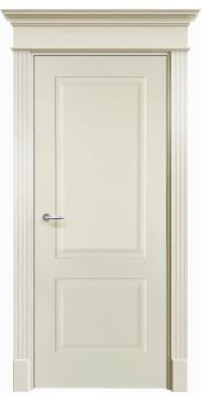 Дверь эмалированная Нафта 2 ДГ белый