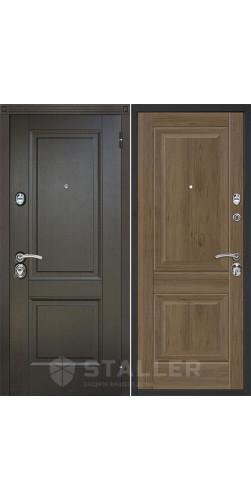 Входная дверь Нова салинас темный