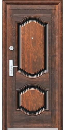 Входная дверь К550-2-66 Бархат/Бархат