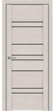 Дверь UniLine 30032 SoftTouch бьянка