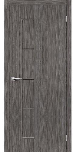 Межкомнатная дверь 3D Тренд-3 3D Grey