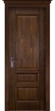 Дверь Аристократ №1 ПГ античный орех