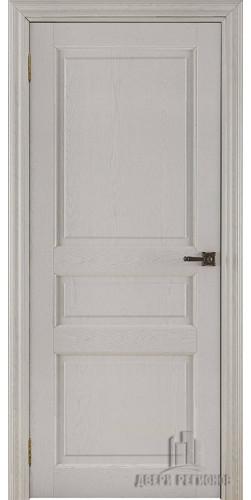 Дверь межкомнатная ВЕРСАЛЬ 40005 глухая экошпон цвет ясень перламутр