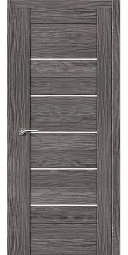 Межкомнатная дверь 3D Порта-22 3D Grey