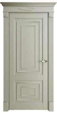 Дверь FLORENCE 62002 ДГ серена светло серый
