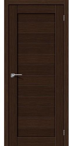 Межкомнатная дверь 3D Порта-21 3D Wenge