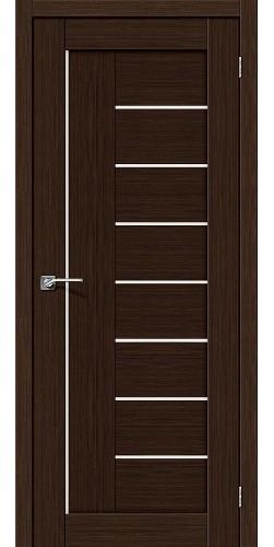 Межкомнатная дверь 3D Порта-29 3D Wenge