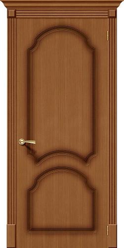 Межкомнатная дверь шпонированная Соната ПГ Ф-11 (Орех)