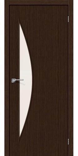 Межкомнатная дверь 3D Мастер-6 3D Wenge