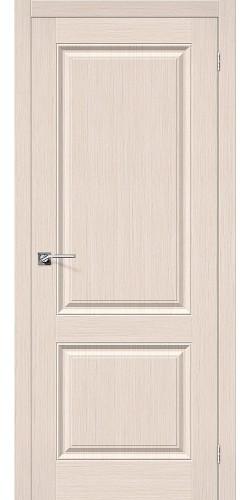 Дверь шпонированная глухая Статус-12 цвет Ф-20 (БелДуб)