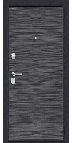 Входная дверь Т3-300 Black Wood/Black Wood