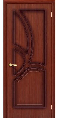 Межкомнатная дверь шпонированная Греция ПГ Ф-15 (Макоре)