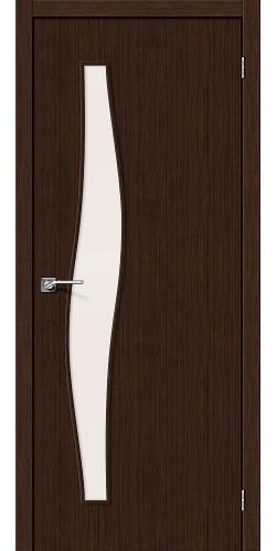 Межкомнатная дверь 3D Мастер-8 3D Wenge