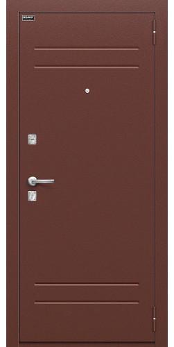 Входная дверь Нова Антик Медь/П-26 (Французский Дуб)