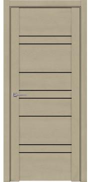 Дверь UniLine 30032 SoftTouch кремовый