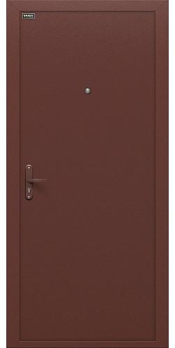 Входная дверь Инсайд Эконом Антик Медь/М-11 (ИталОрех)