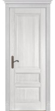 Дверь Аристократ №1 ПГ белый