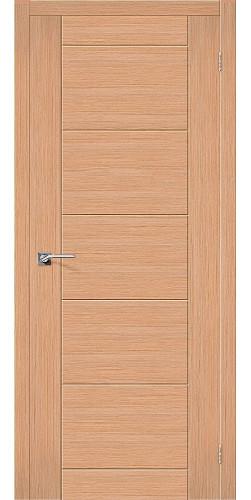 Межкомнатная дверь шпонированная Граффити-4 Ф-01 (Дуб)