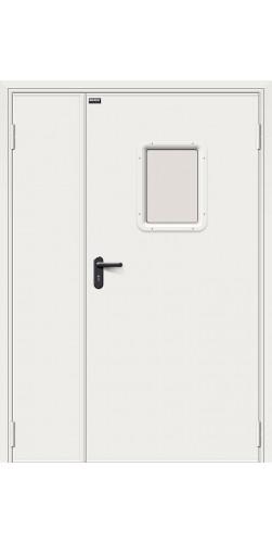 Противопожарная дверь ДПО-1,5 Серый