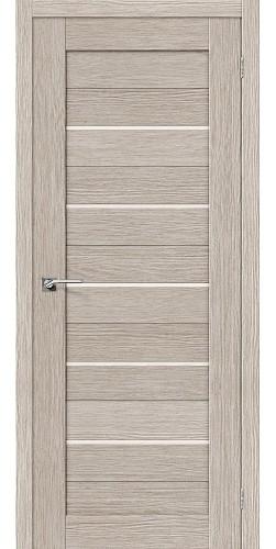 Межкомнатная дверь 3D Порта-22 3D Cappuccino