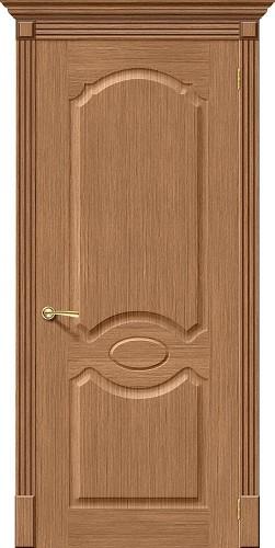 Межкомнатная дверь шпонированная Селена ПГ Ф-02 (Дуб)