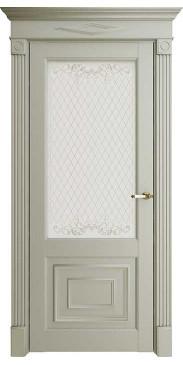 Дверь FLORENCE 62002 ДО серена светло серый