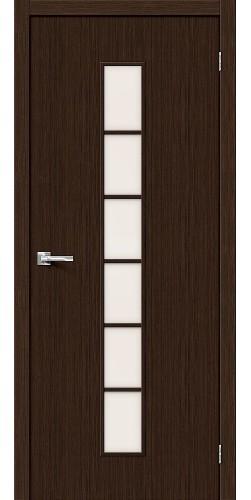 Межкомнатная дверь 3D Тренд-12 3D Wenge