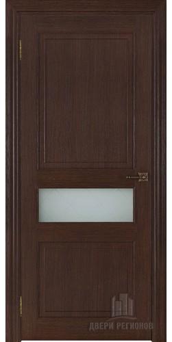 Дверь межкомнатная ВЕРСАЛЬ 40008 со стеклом экошпон цвет дуб французский