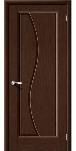 Межкомнатная дверь шпонированная Руссо ПГ Ф-09 (Венге)