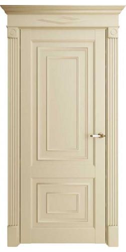 Дверь межкомнатная FLORENCE 62002 глухая экошпон цвет серена керамик