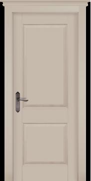 Дверь Элегия Крем ПГ (эмаль)