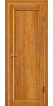 Дверь межкомнатная массив ольхи Версаль медовый орех без стекла