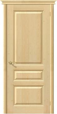 Дверь межкомнатная из массива сосны М 5 без отделки глухая