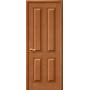 Межкомнатная дверь из массива М 15 ПГ светлый лак тон 30
