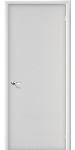 Межкомнатная дверь Гладкая ПГ белый