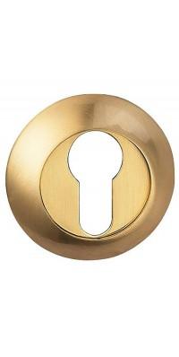 Накладка на цилиндр Bussare золото