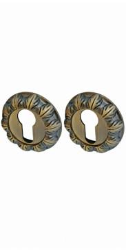 Накладка Vantage на цилиндр бронза античная