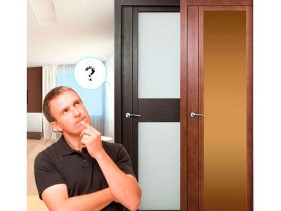 Какие двери лучше, шпонированные или экошпон?