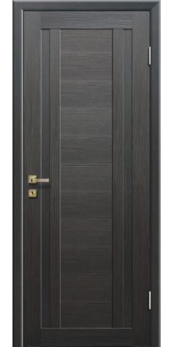 Дверь межкомнатная экошпон глухая 14Х цвет грей мелинга