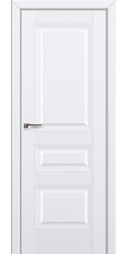 Дверь межкомнатная экошпон глухая 66U цвет аляска