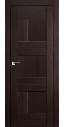 Дверь межкомнатная экошпон глухая 12Х цвет венге мелинга