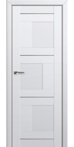 Дверь межкомнатная экошпон глухая 12U цвет аляска