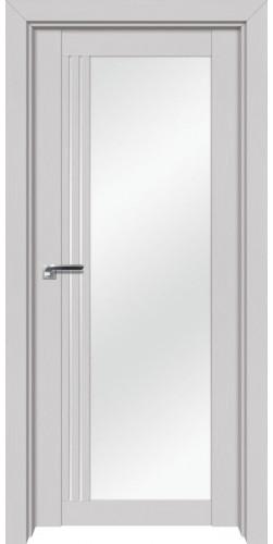 Дверь межкомнатная экошпон со стеклом 2.51STP цвет pine manhattan