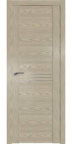 Дверь межкомнатная экошпон 150N цвет дуб скай крем