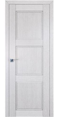 Дверь межкомнатная экошпон глухая 2.26XN цвет монблан