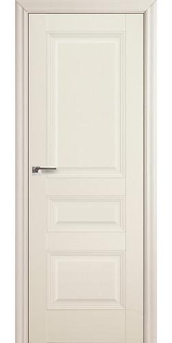 Дверь межкомнатная экошпон глухая 66Х цвет эш вайт
