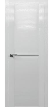 Дверь 150 STP ПГ Белый глянец