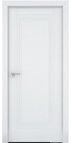 Дверь межкомнатная экошпон глухая 2.110U цвет Аляска