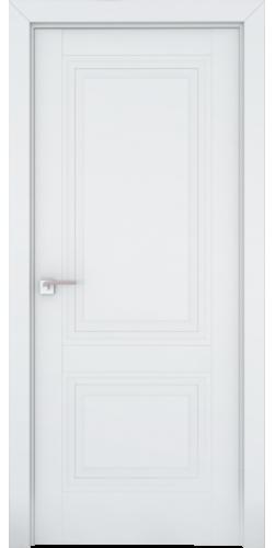 Дверь межкомнатная экошпон глухая 2.112U цвет Аляска